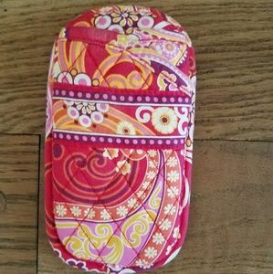 Like New Vera Bradley Double Eyeglass Case